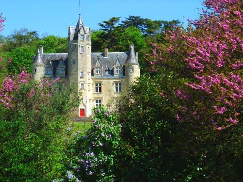 châteaux bretons Coulai10