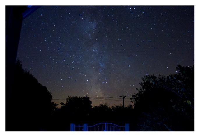 La Nuit des Etoiles , la tête dans les étoiles Etoile10