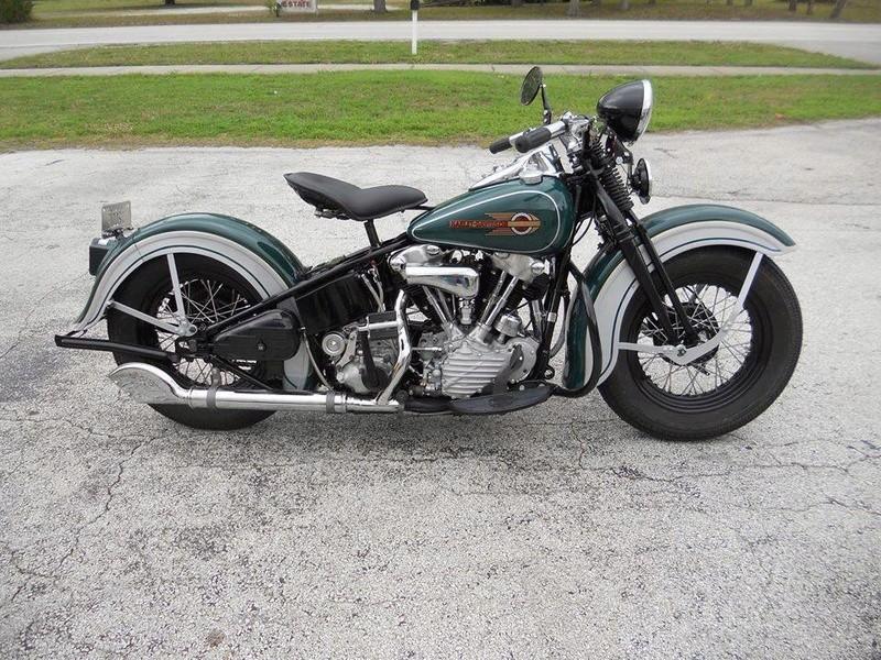 Les vieilles Harley....(ante 84) par Forum Passion-Harley - Page 39 13775410