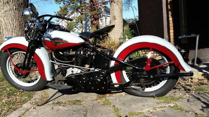 Les vieilles Harley....(ante 84) par Forum Passion-Harley - Page 39 13962810