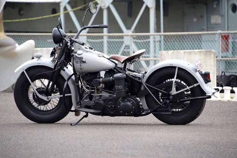 Les vieilles Harley....(ante 84) par Forum Passion-Harley - Page 40 14064310