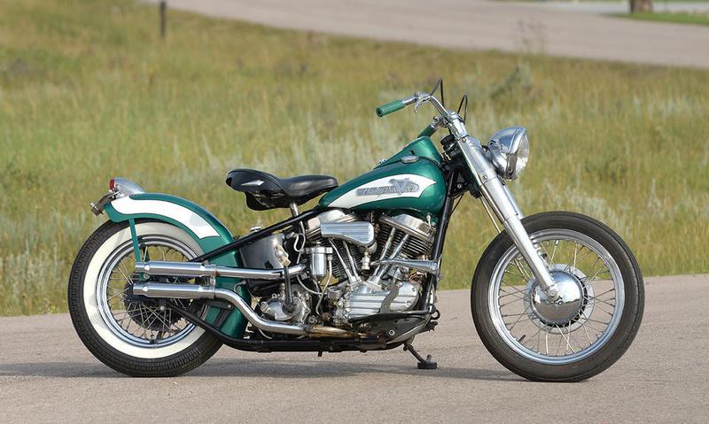 Les vieilles Harley....(ante 84) par Forum Passion-Harley - Page 40 P610