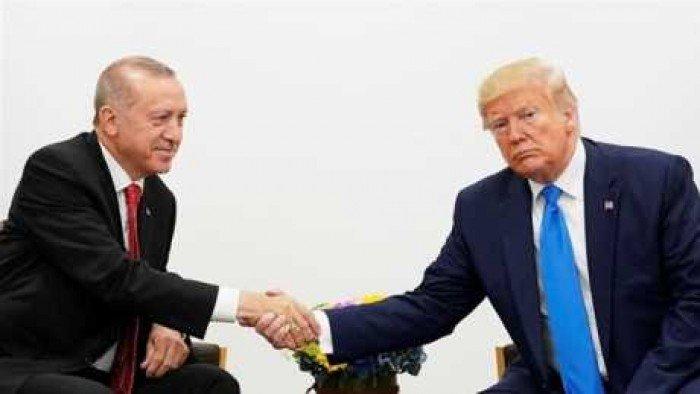 ترامب يكشف سلاحه في إجبار أردوغان على إنهاء العملية العسكرية في سوريا T1571310
