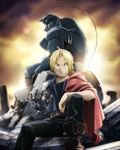 Animax Latinoamérica compró Fullmetal Alchemist: Brotherhood Fullme10
