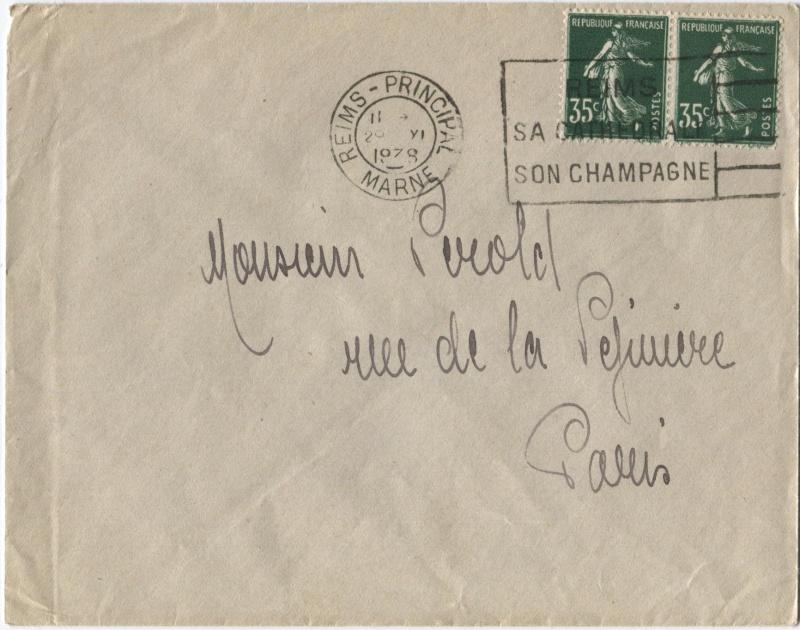 Tarif postal du 29/11/1938 Img01510