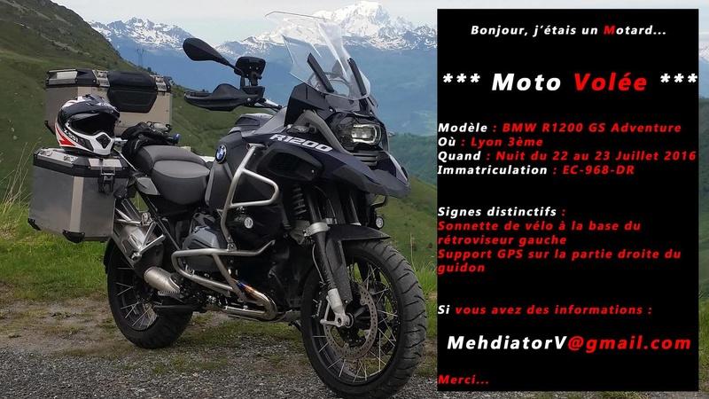 Vol de moto . 13691013