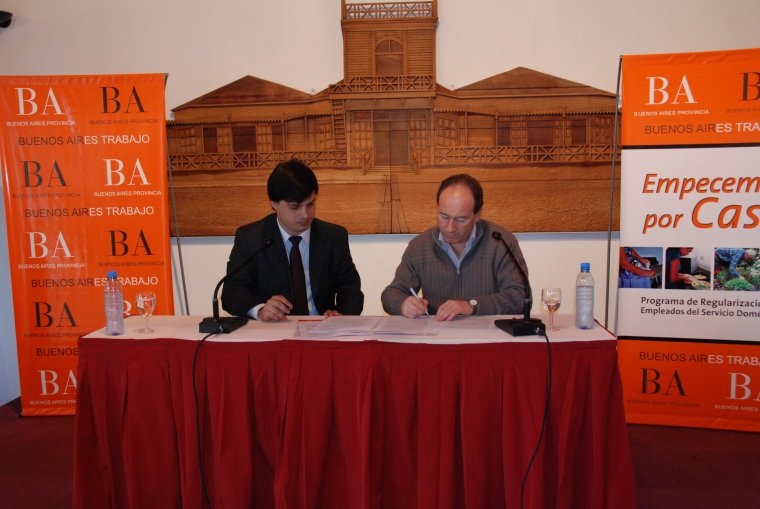 Convenios de empleo entre el ministerio de Trabajo y el municipio de Monte Hermoso 00151