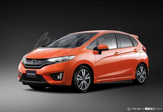 2014 - [Honda] Jazz 97024710