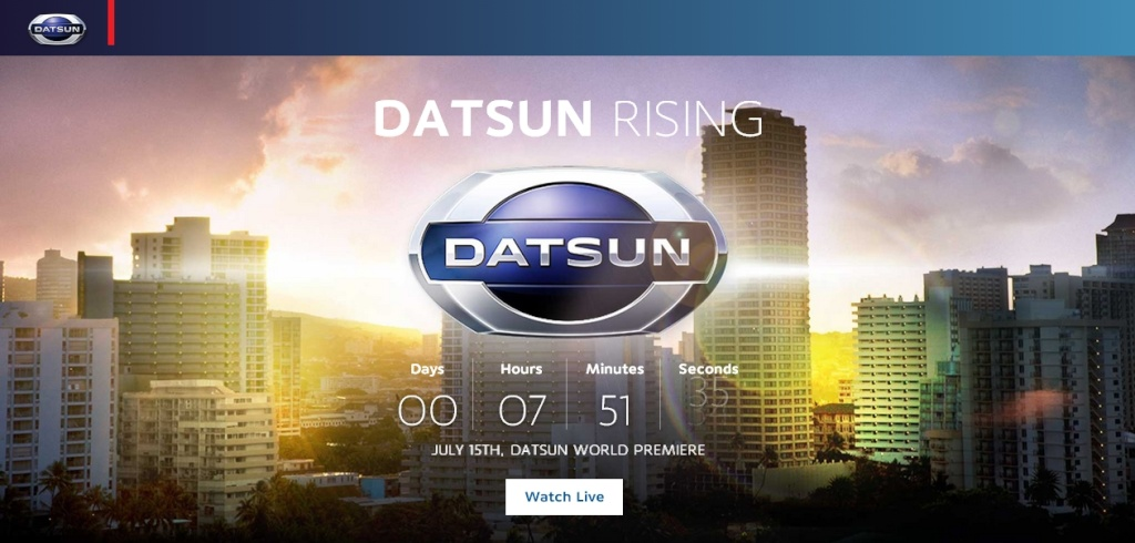 2014 - [Datsun] Go / Go+ (low cost Inde) [NKD2196] - Page 3 Datsun10