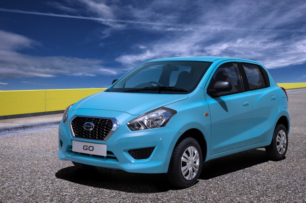 2014 - [Datsun] Go / Go+ (low cost Inde) [NKD2196] - Page 3 Datsun12