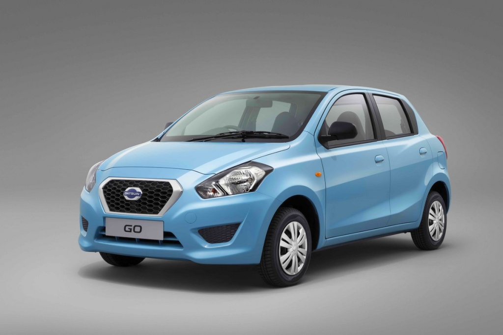 2014 - [Datsun] Go / Go+ (low cost Inde) [NKD2196] - Page 3 Datsun13
