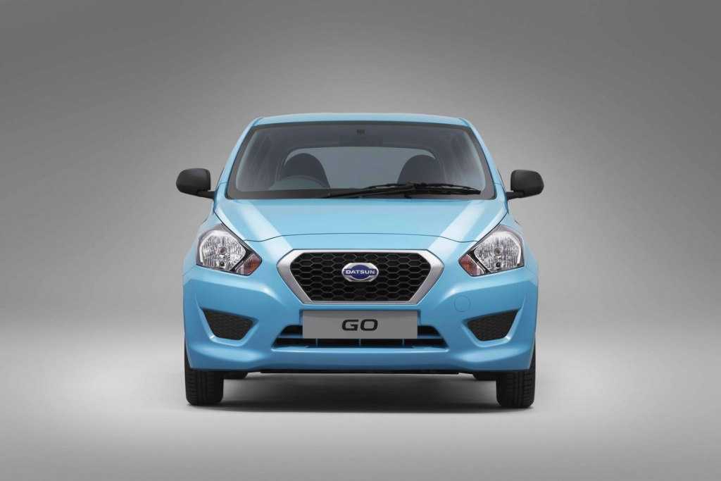 2014 - [Datsun] Go / Go+ (low cost Inde) [NKD2196] - Page 3 Datsun16