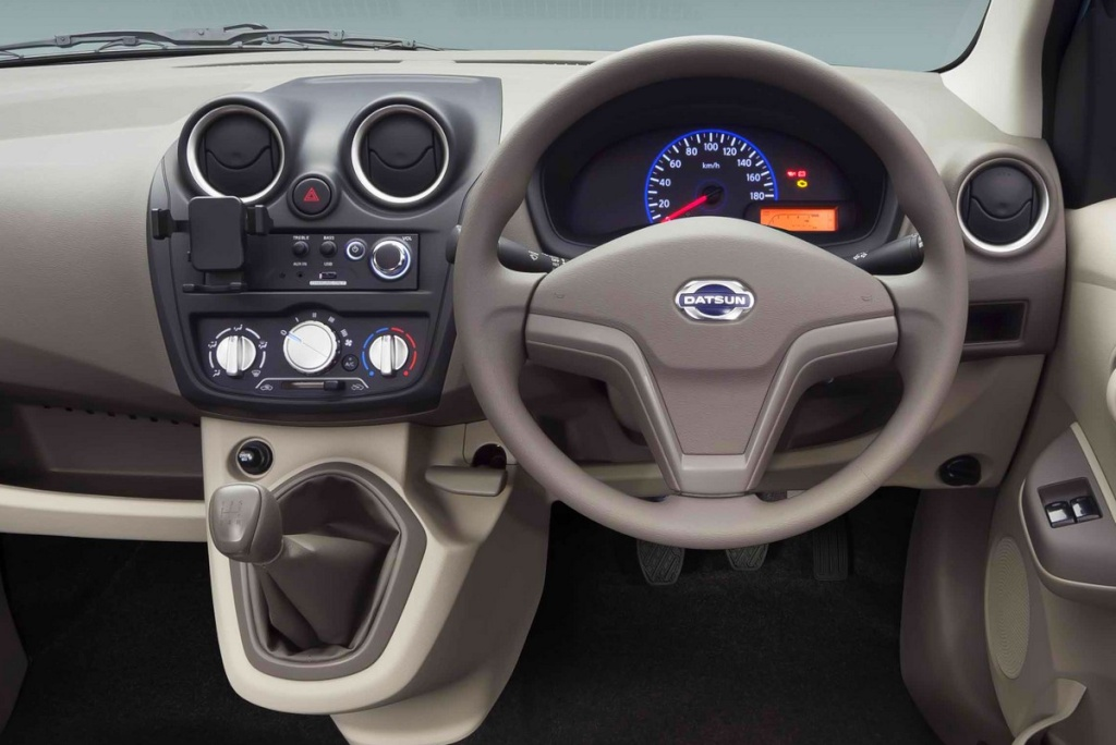 2014 - [Datsun] Go / Go+ (low cost Inde) [NKD2196] - Page 3 Datsun20
