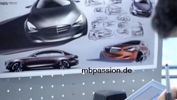 2016 - [Mercedes] Classe E [W213] Illust11