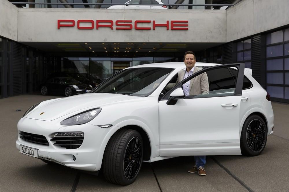 2010 - [Porsche] Cayenne II - Page 15 Porsch15