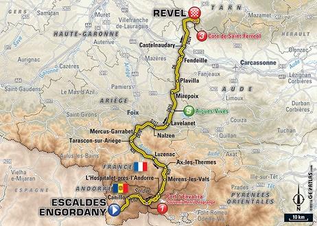 LE TOUR 2016 -- CLTS COMPLETS ETAPE PAR ETAPE 10cart10