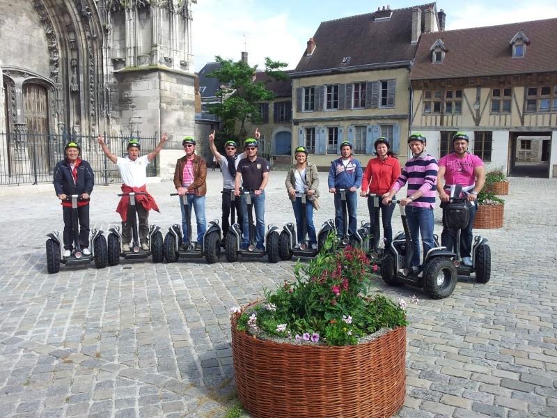 Compte rendu: Troyes entre Champagne et Chablis 20130610