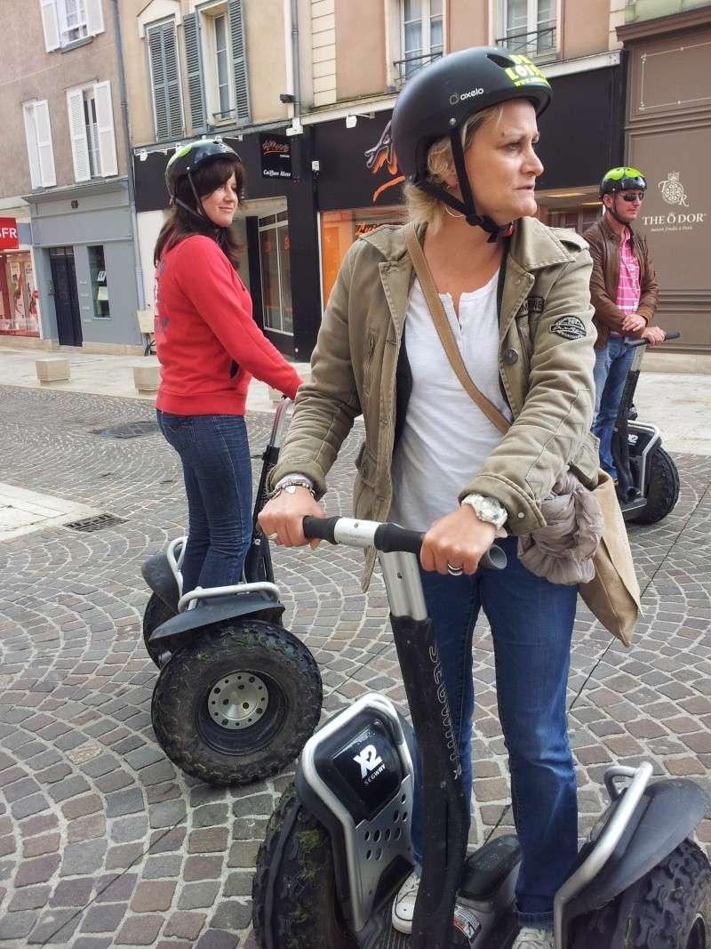 Compte rendu: Troyes entre Champagne et Chablis 20130612