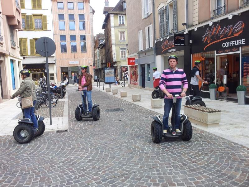 Compte rendu: Troyes entre Champagne et Chablis 20130613