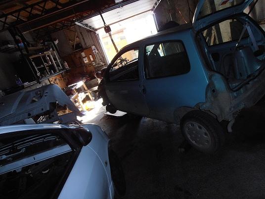 twingo  turquoise !!!!!!!!!!! P1010081
