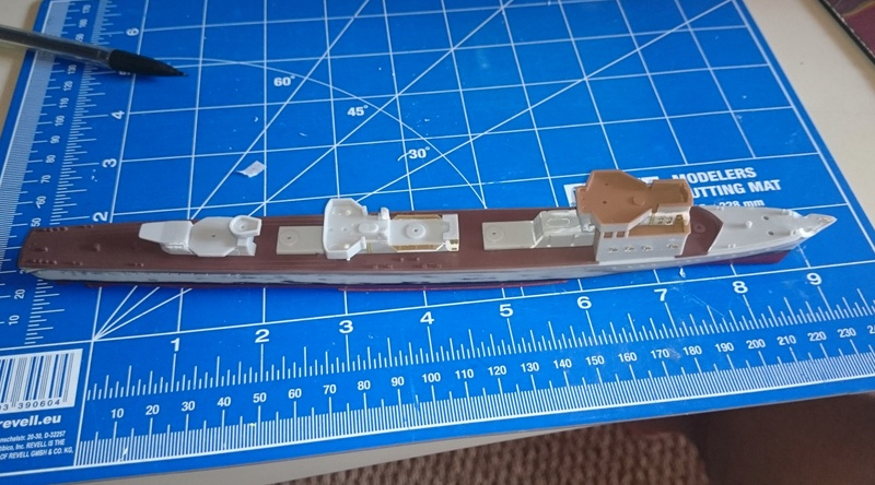 Torpedoboote T24 - HELLER - 1/400 - Page 5 Dsc_0355