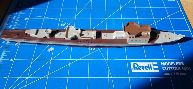 Torpedoboote T24 - HELLER - 1/400 - Page 5 Dsc_0356