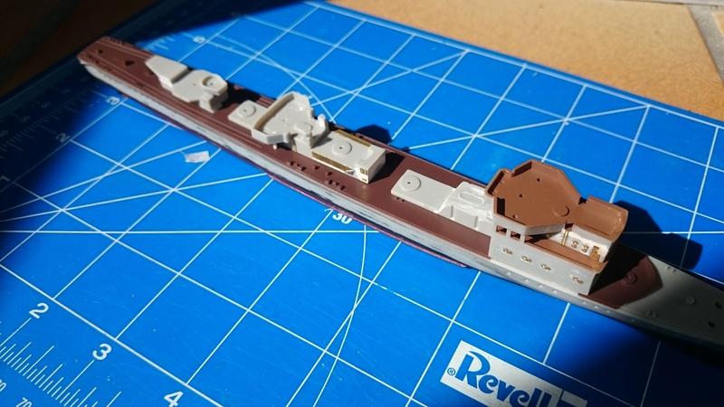Torpedoboote T24 - HELLER - 1/400 - Page 5 Dsc_0357