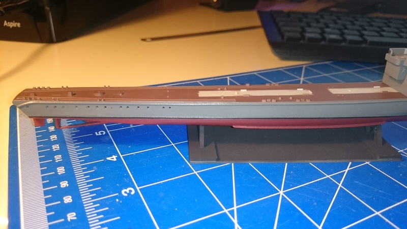 Torpedoboote T24 - HELLER - 1/400 - Page 5 Dsc_0369