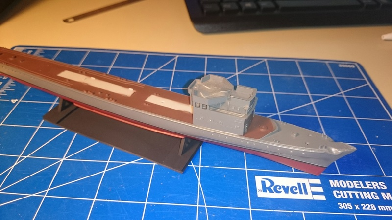 Torpedoboote T24 - HELLER - 1/400 - Page 5 Dsc_0370
