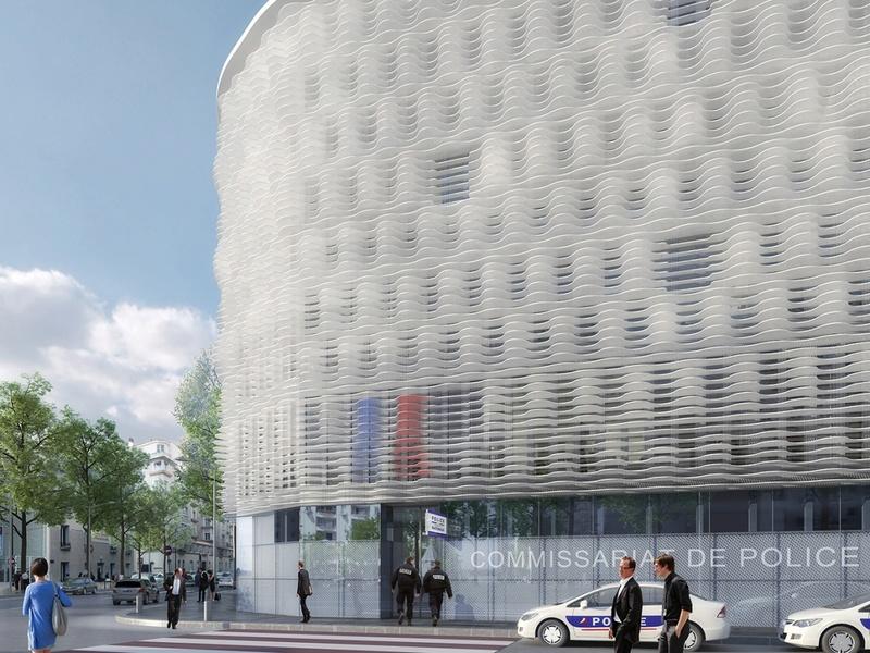 Commissariat de Boulogne-Billancourt 234_eq10