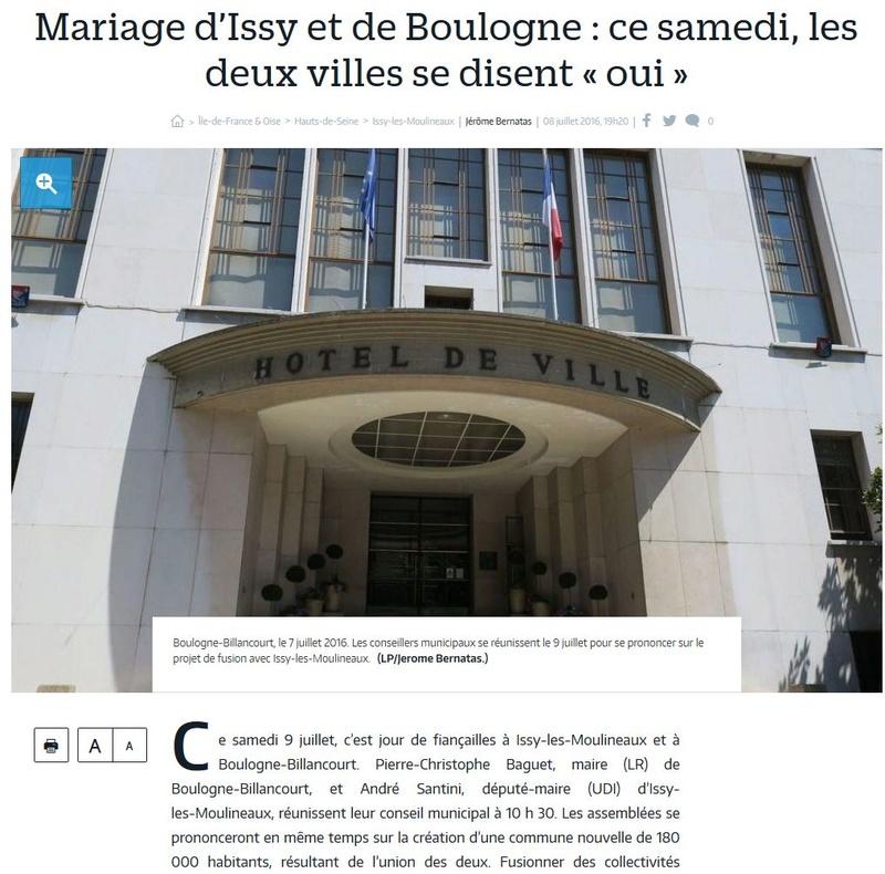 Fusion / mariage de Boulogne-Billancourt et d'Issy-les-Moulineaux - Page 2 Clipb161