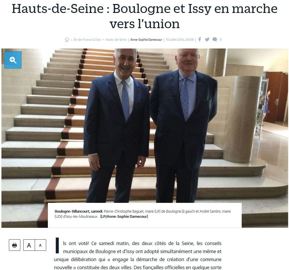Fusion / mariage de Boulogne-Billancourt et d'Issy-les-Moulineaux - Page 2 Clipb189