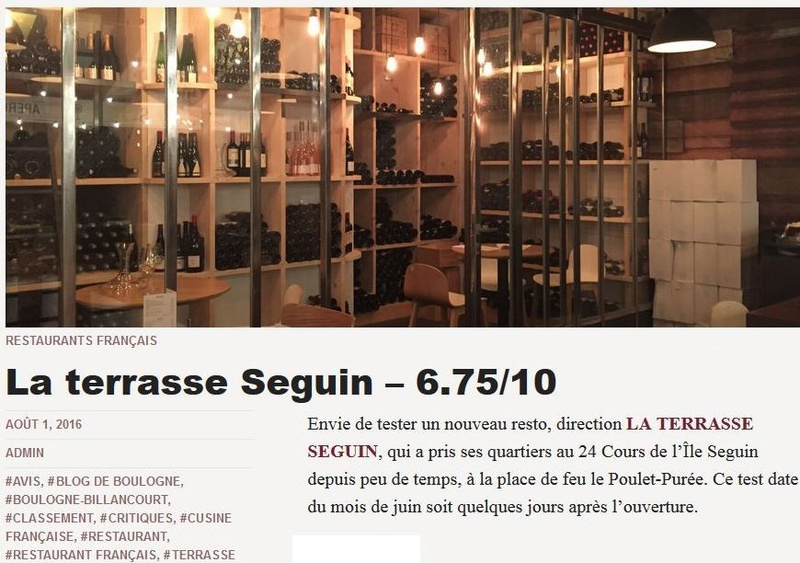 Restaurant La Terrasse Clipb261