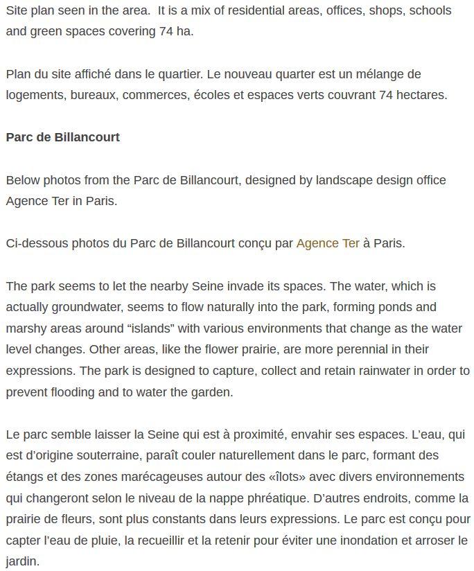 Articles de presse / de sites Internet sur la ZAC Seguin - Rives de Seine Clipb277