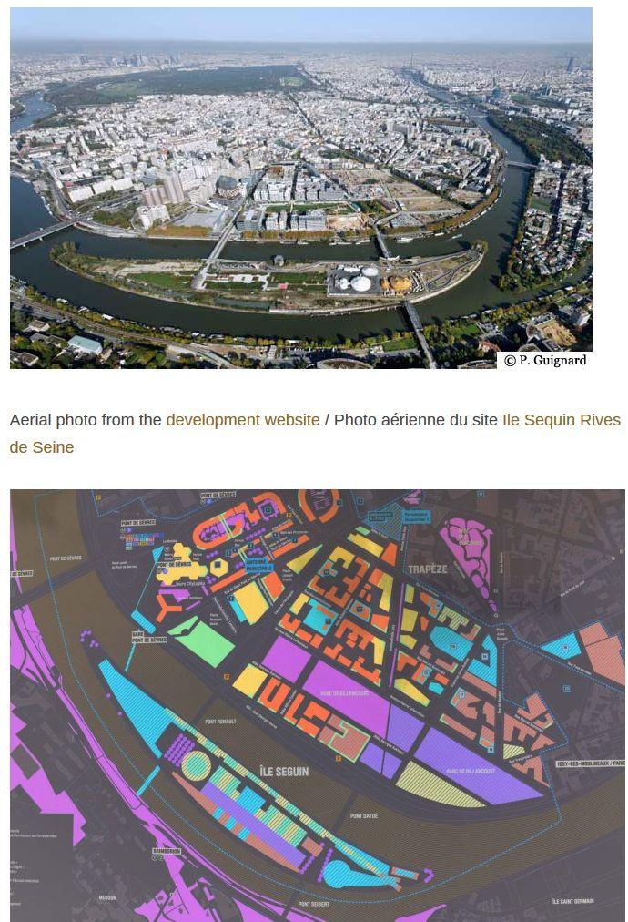 Articles de presse / de sites Internet sur la ZAC Seguin - Rives de Seine Clipb280