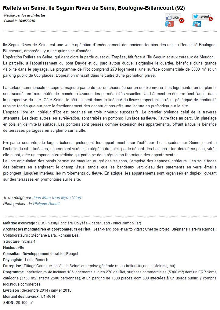 Architectes Jean-Marc Ibos et Myrto Vitart Clipb303