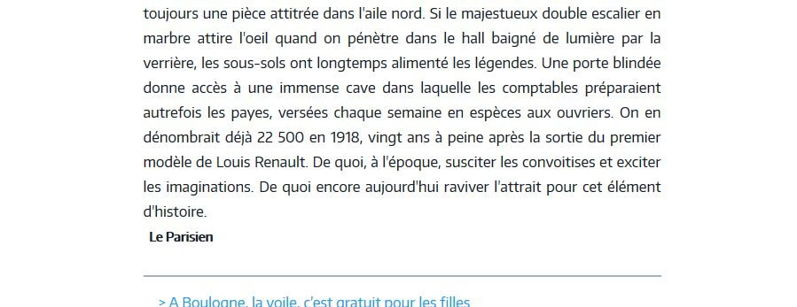Histoire Renault Boulogne-Billancourt Clipb322
