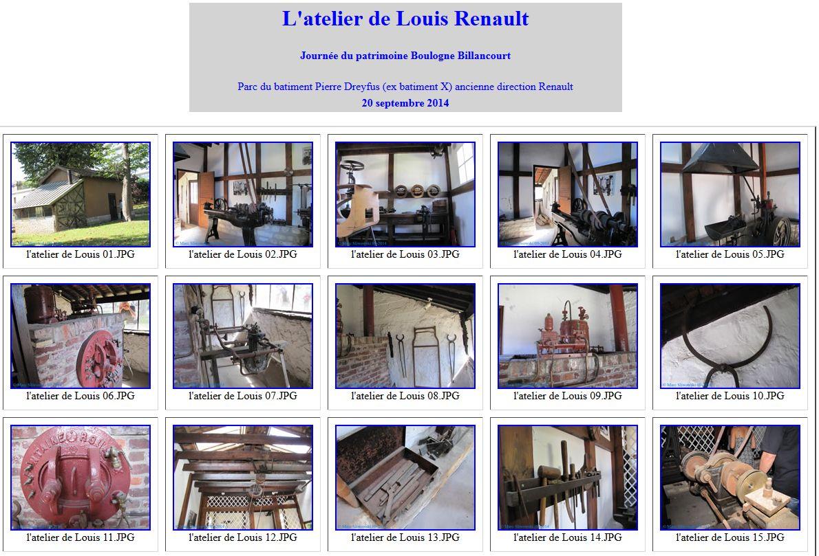 Histoire Renault Boulogne-Billancourt Clipb332