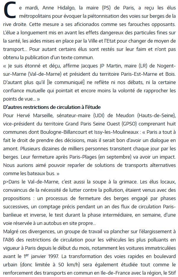 Aménagement et usages des voies sur berges à Paris Clipb339