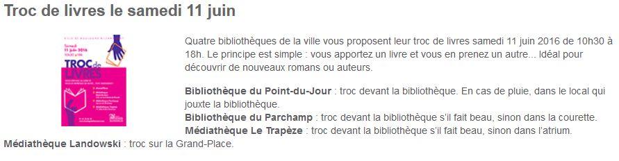 Médiathèque du trapèze Clipbo18