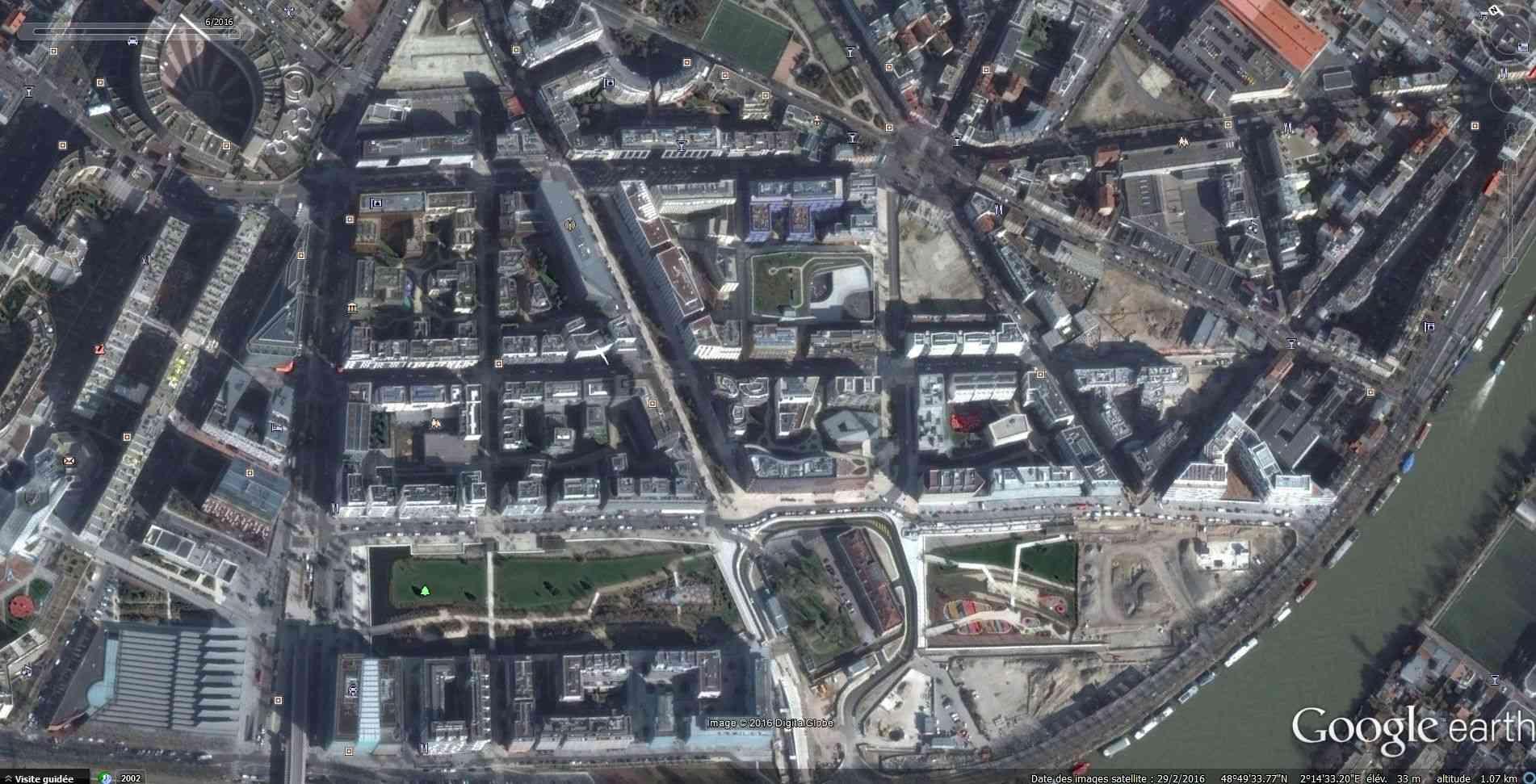 Images satellites et Streetview Clipbo48