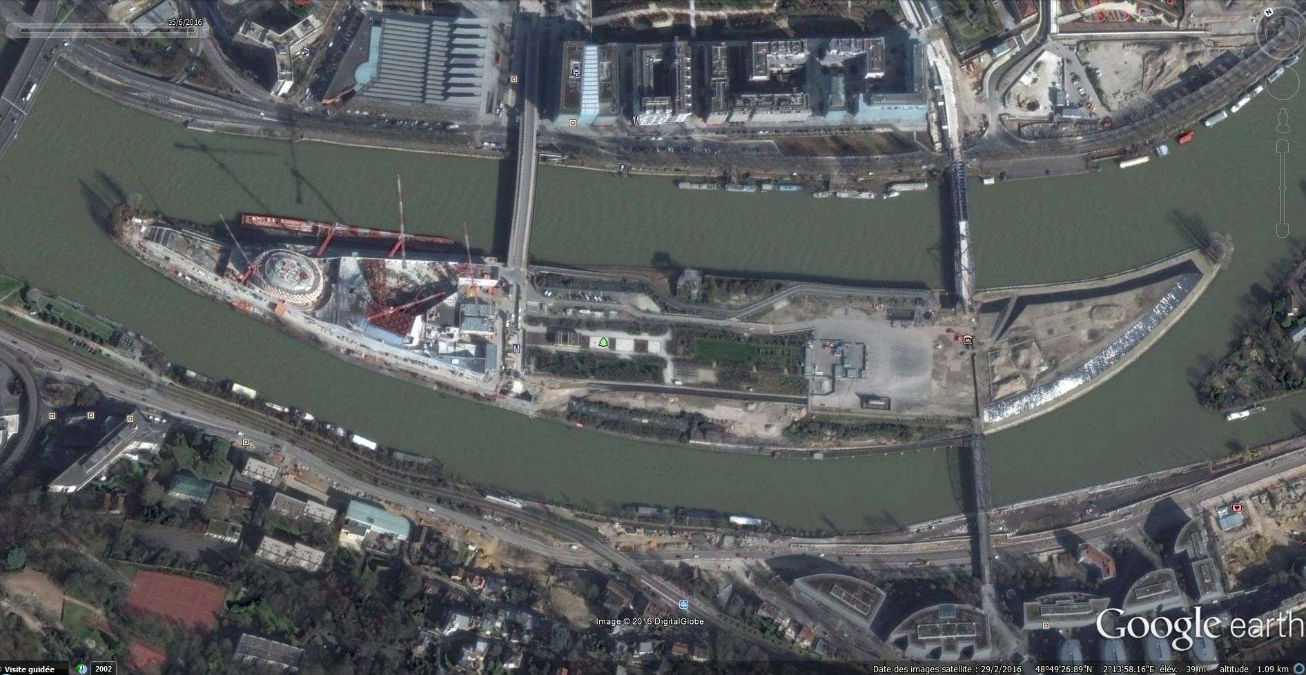 Images satellites et Streetview Clipbo49