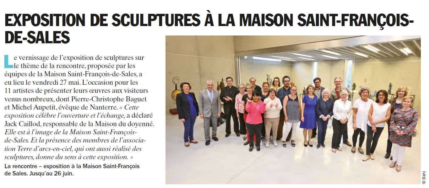 Evènements proposés par la Maison Saint François de Sales Clipbo57