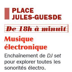 Fête de la musique Clipbo67