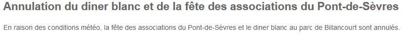 Fête des associations du Pont-de-Sèvres Clipbo74