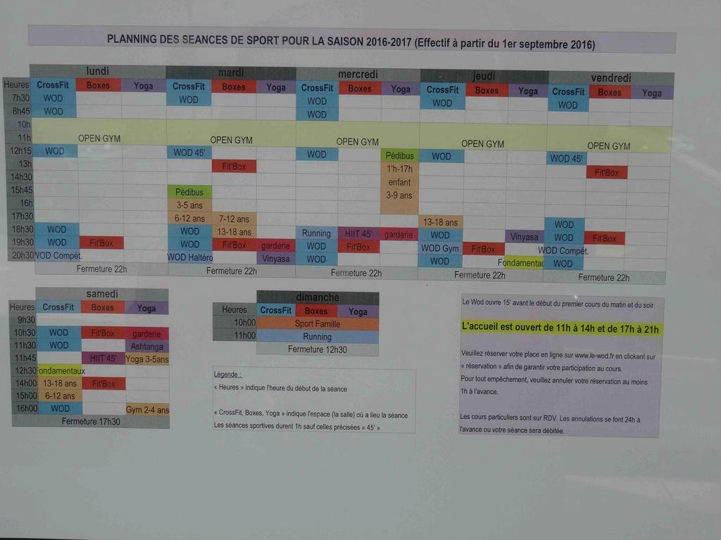 Salle de sport Le Wod - CrossFit Le Trapèze Dsc00035