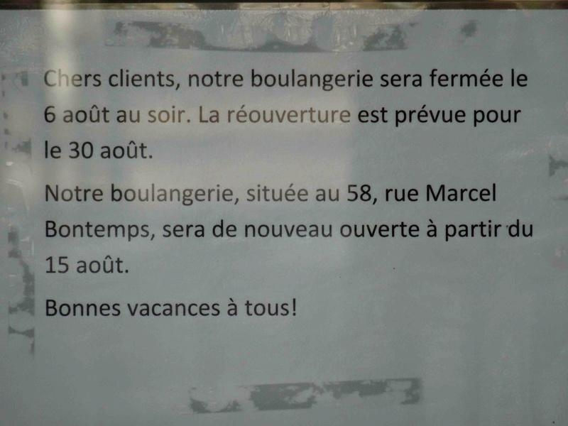 Boulangerie Thierry Meunier Dsc00416