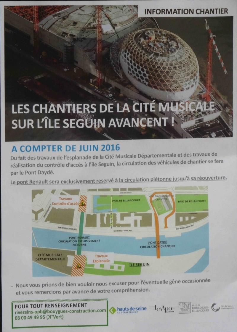 La Seine Musicale de l'île Seguin - Page 9 Dsc08919
