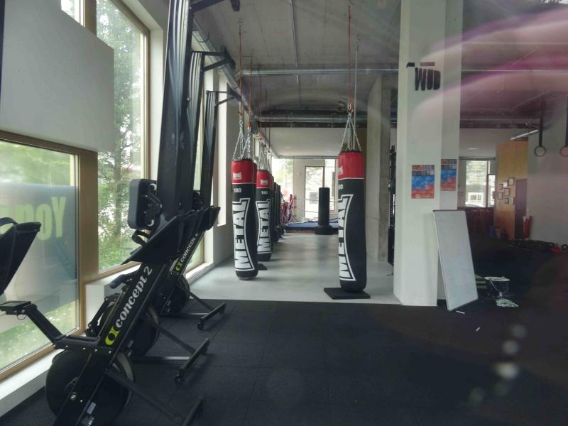 Salle de sport Le Wod - CrossFit Le Trapèze Dsc09343