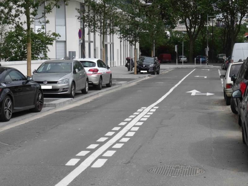 Avenue Pierre Lefaucheux Dsc09526